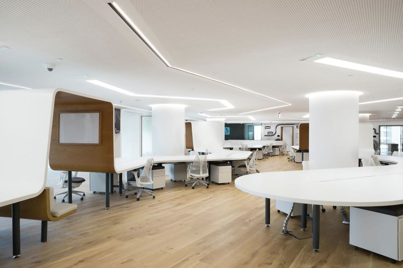 FLASH Entertainment New Offices - M+N Architecture