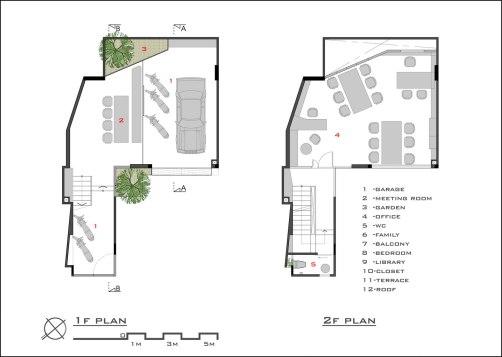 Chi House - G+ Architects