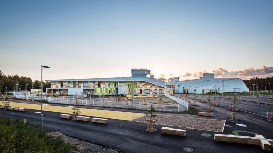 Community Centre Kastelli - Lahdelma & Mahlamäki