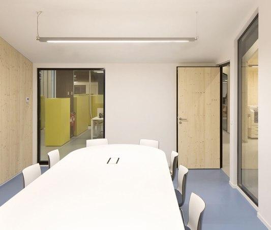 JM0 open-space - FUSO atelier d'architectures