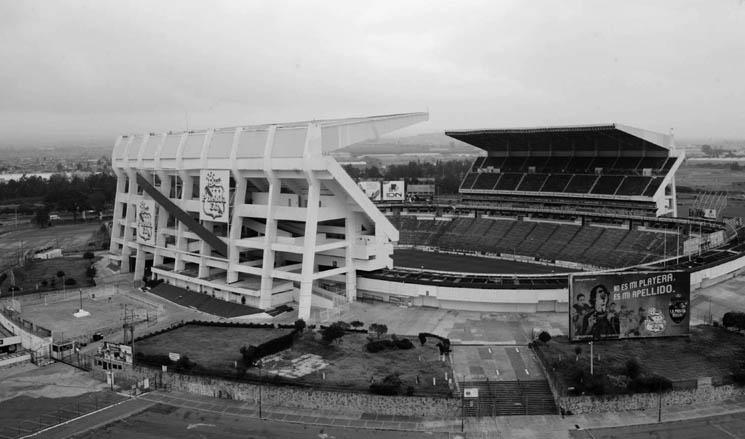 Copa America Mexico- Puebla- Estadio Cuauhtemoc 3