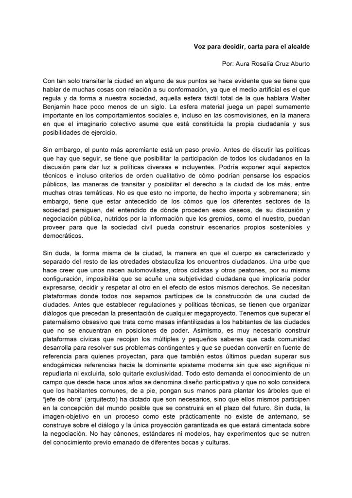 Microsoft Word - AuraCruz_Vozparadecidircartaparaelalcalde.docx