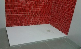 bañera reformada