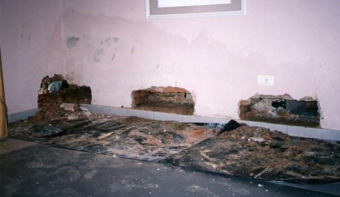 Como quitar humedad en paredes 3 soluciones 2018 - Como eliminar la humedad de la pared ...