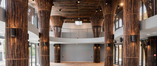 arquitectura, arquitecto, diseño, materiales, tecnología, Bambú, Vo Trong Nghia Architects, Dirk Hebel, Bamboo Composite