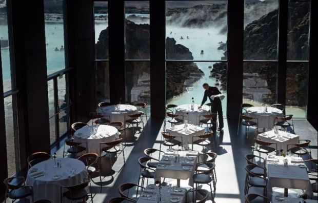 arquitectura_Retreat Hotel_Basalt Acrchitects_restaurante