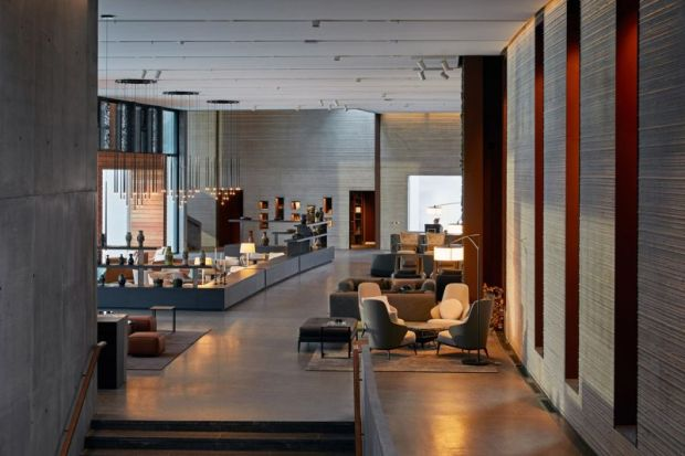 arquitectura_Retreat Hotel_Basalt Acrchitects_lobby