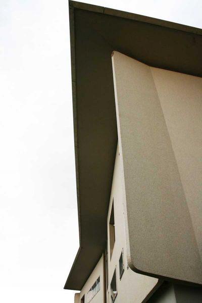 Arquitectura_Villa Planchart _G.Ponti_aristas exterior fachada