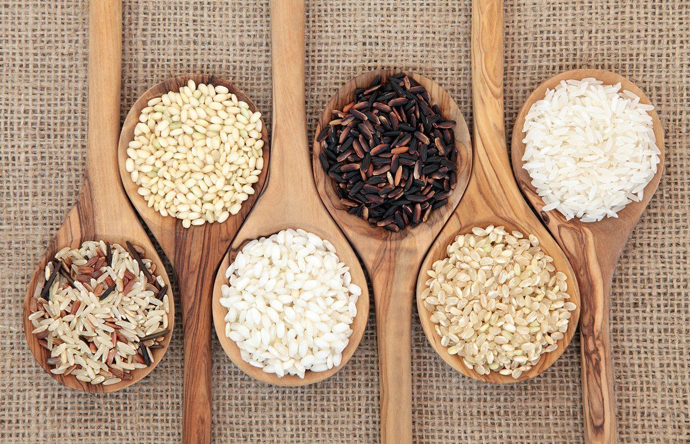Qual a diferença entre os tipos de arroz?