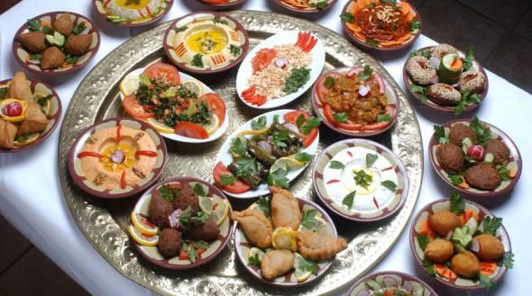 cozinha libanesa