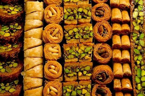 doces líbano