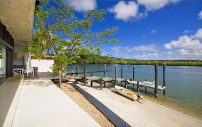 Hideaway Island House - Frank Macchia
