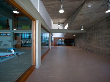 Polideportivo de La Higuerita - GBGV Arquitectos