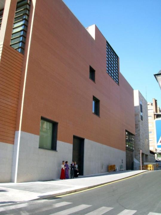 Ampliacion al Museo del Prado - Rafael Moneo