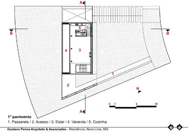 Casa Alphaville - Gustavo Penna
