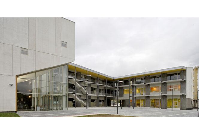 Auditorio y Edificio Polivalente - VIRAI Arquitectos