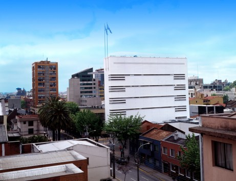 Edificio Consorcio sede Concepción - Enrique Browne