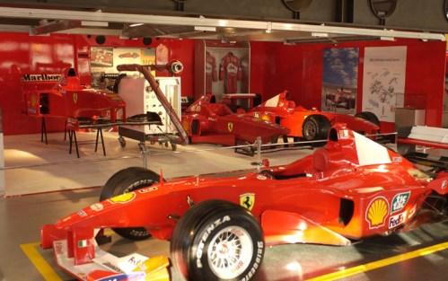Galleria Ferrari - Tiziano Lugli