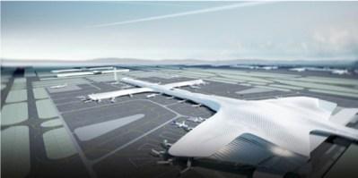 Aeropuerto de Shenzhen, Terminal 3 - Massimiliano & Doriana Fuksas