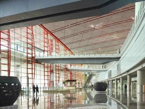 Aeropuerto de Beijing - Foster & Partners