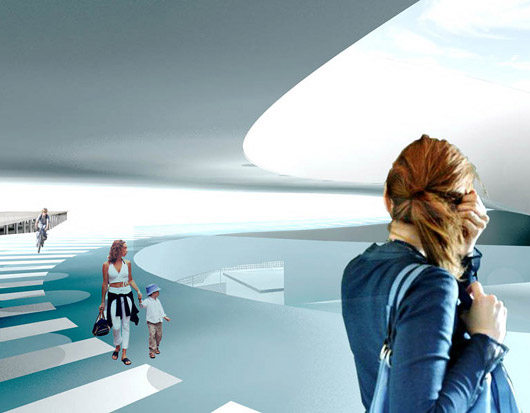 Danish Pavilion 2010 - BIG