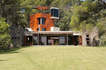 Casa Calamuchita - Miguel Angel Roca