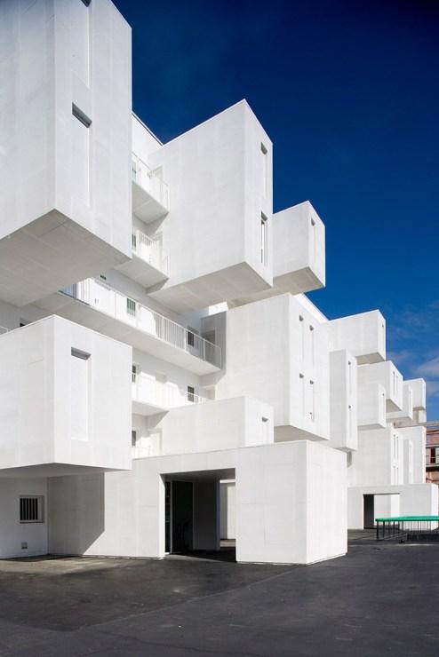 Viviendas en Carabanchel - dosmasuno arquitectos