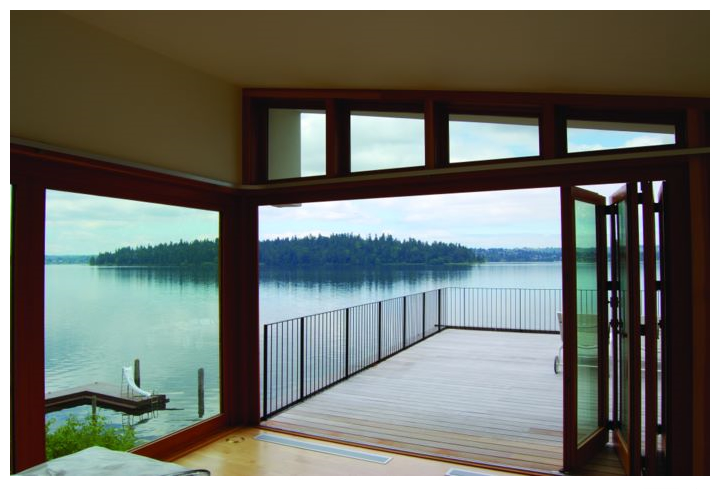 Lake House - Hutchison & Maul Architects