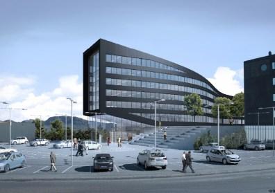 Ormen Lange - Ja Ja Architects