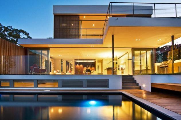 Warringah House - Corben Architects