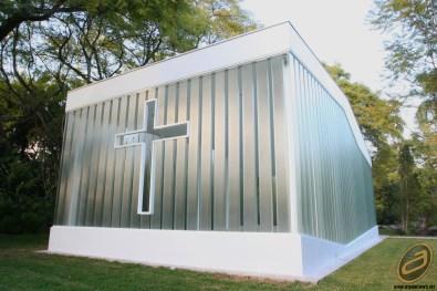 La Estancia Chapel - Bunker Arquitectura