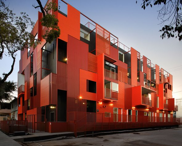 Formosa 1140 - Lorcan O'Herlihy Architects