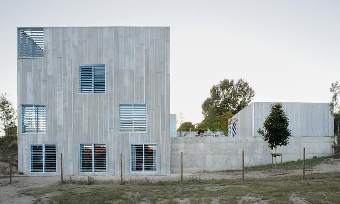 Casa en las Rozas - Abalos & Herreros