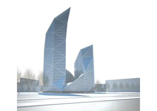 Torre Spina - Abalos + Sentkiewicz