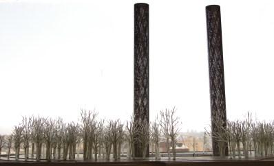 Arco del Bicentenario - JSª / Javier Sánchez