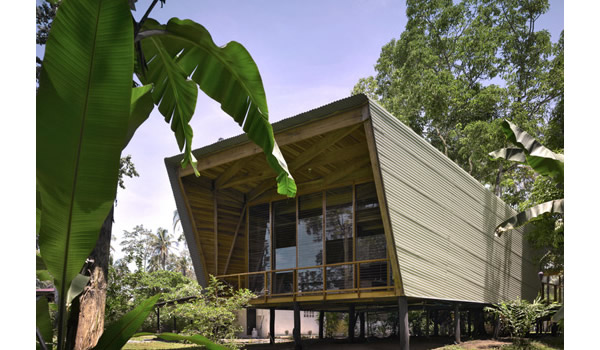 Casa Kike - GB Architects