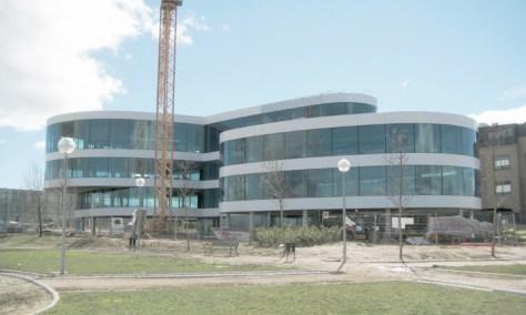 Edificio de oficinas en Valdemarín - Ábalos + Sentkiewicz
