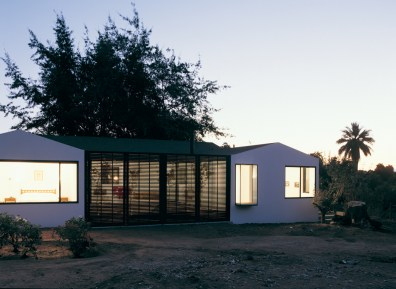 Casa en el Campo - Benjamín Murúa + Constanza Infante