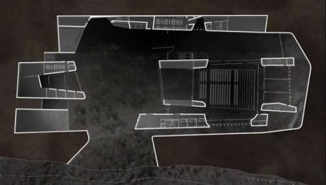 Auditorio y Palacio de Congresos de Morro Jable - Fernando Menis