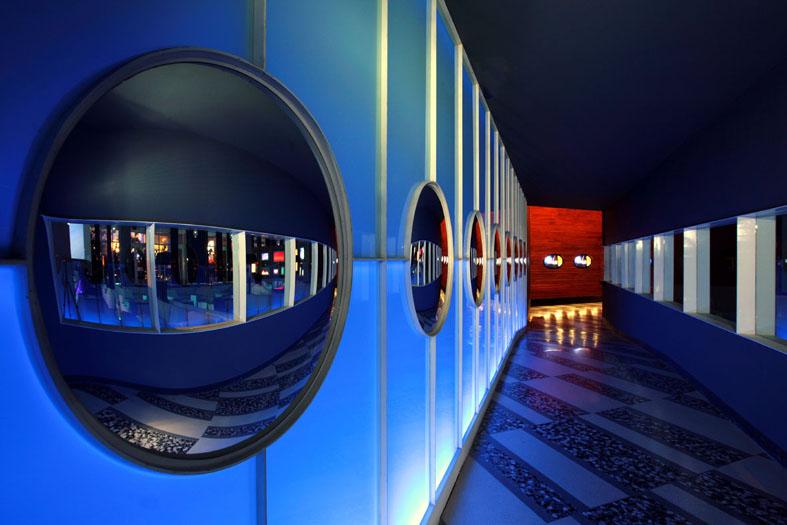Bar Lounge Nisha Acapulco - Pascal Arquitectos