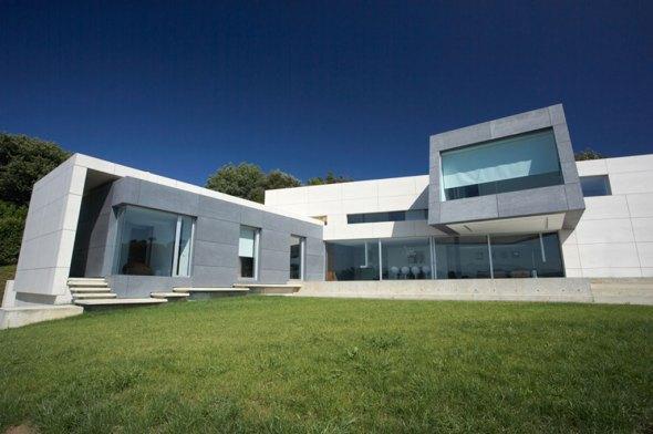 Casa Santander - Joaquin Torres / A-Cero