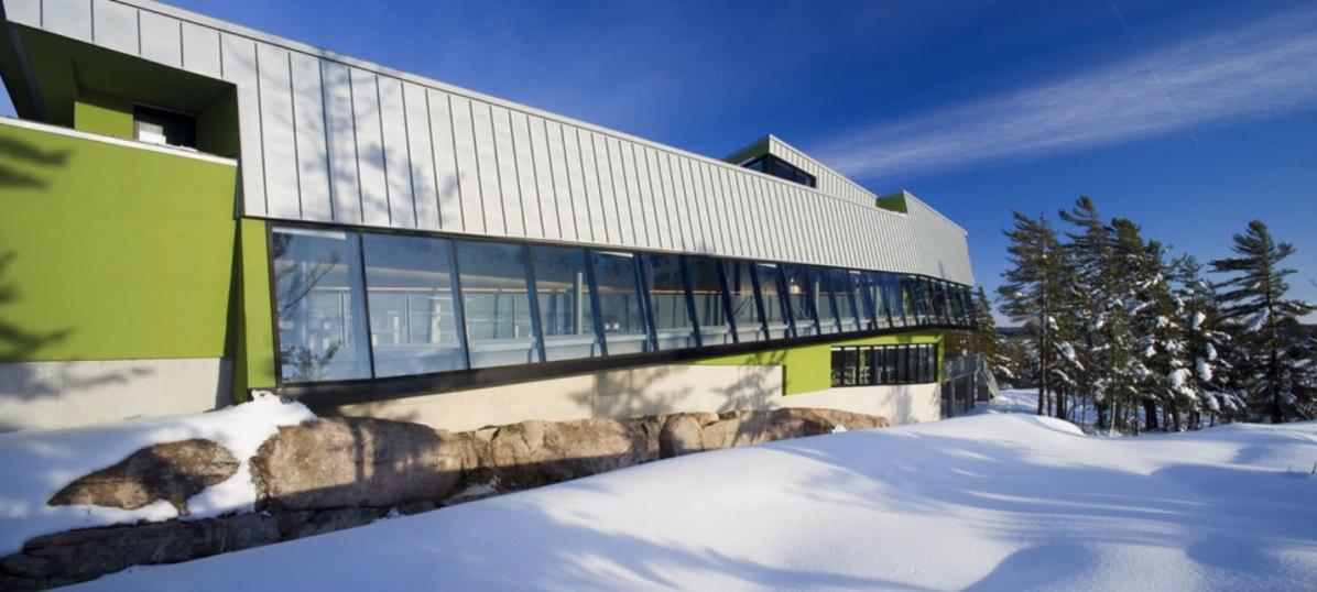Killbear Visitor Centre - HOK