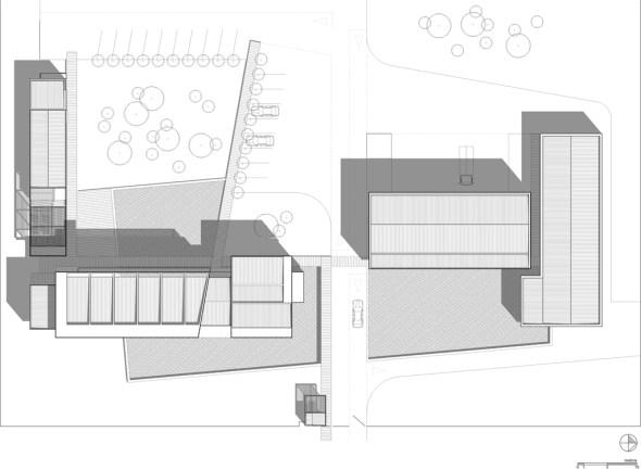 Planta de Conjunto Constructora Contex - 54studio