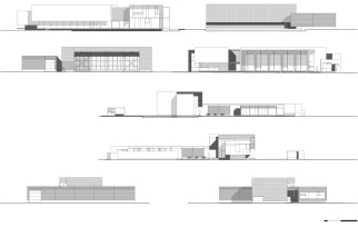 Fachadas Constructora Contex - 54studio