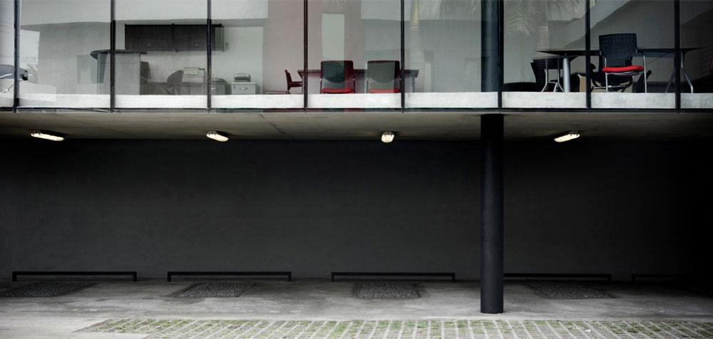 Showroom Ofimodul – stación-ARquitectura Arquitectos
