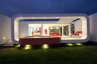 Casa en Palabritas Perú - José Orrego Herrera