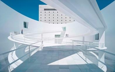 Museo de la Memoria de Andalucía en Granada - Alberto Campo Baeza