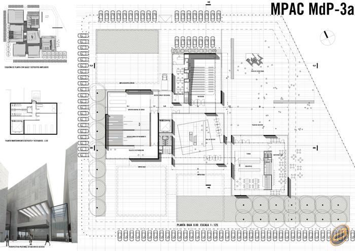 Museo Provincial de Arte Contemporáneo, 1er premio - Marcos Amadeo