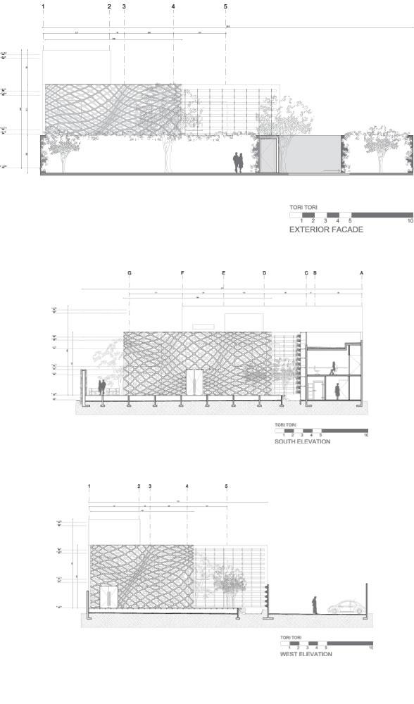 Tori Tori - Rojkind Arquitectos + Esrawe Studio