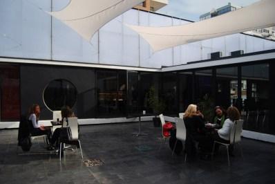 Café Paris - G2 Arquitectos